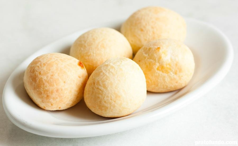 Receita de Pão de Queijo Tradicional