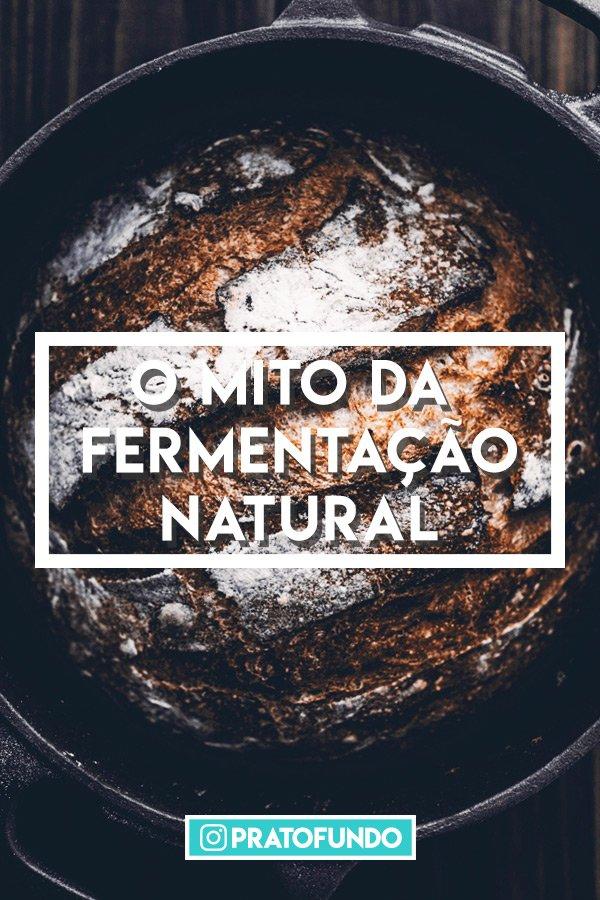 Pinterest image: pão dentro de uma panela