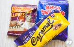 Gordice UK: Cadbury e Llamas