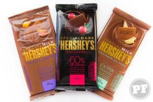 Hershey's Special: Cranberry, Castanha e Toffee