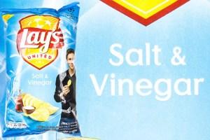 Lay's sabor Salt & Vinegar Edição Limitada por PratoFundo.com