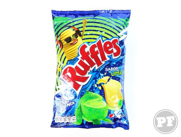 PraComer: Ruffles Limão por PratoFundo.com
