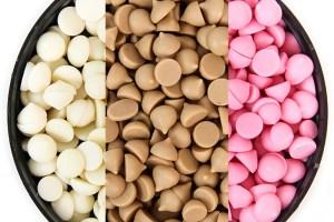 PraComer: Chocolate sabor Doce de Leite, Iogurte Grego e Morango da Sicao por PratoFundo.com