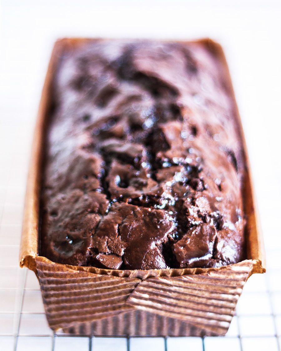 Bolo Quádruplo de Chocolate da Nigella
