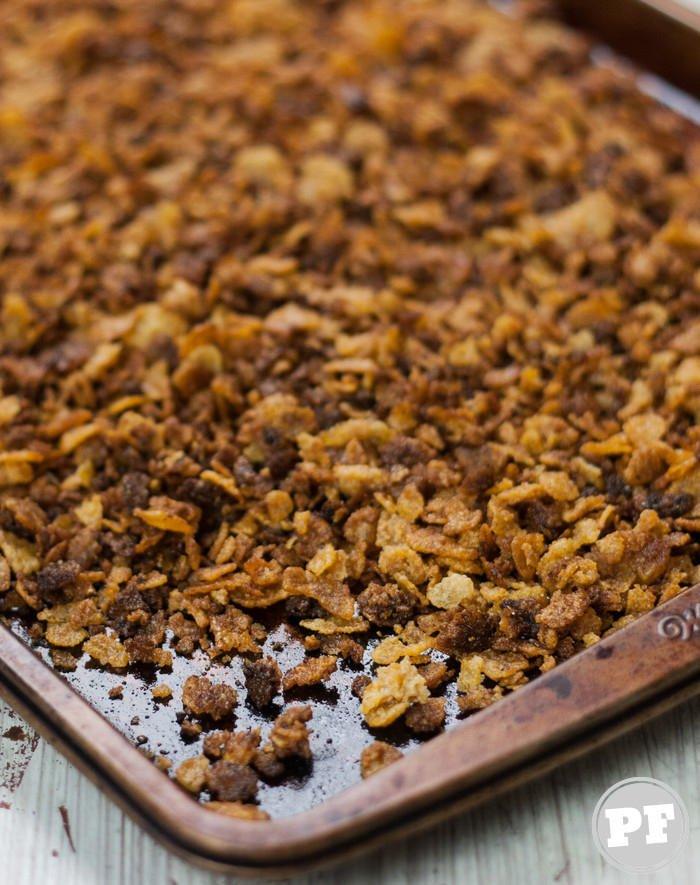 Crocante de Cereal da Christina Tosi