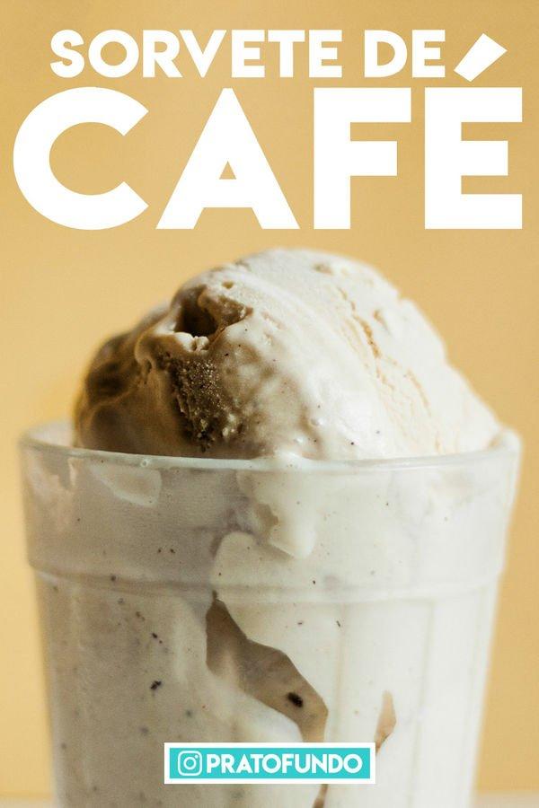 O Melhor Sorvete de Café do Mundo