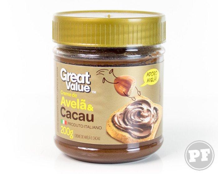 Batalha de Nutella: Great Value por PratoFundo.com