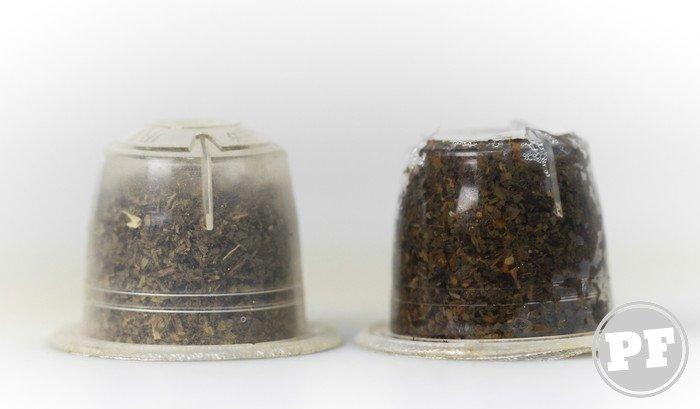 Chá Cápsula Chocolate Mint Tea da Aroma Selezione por PratoFundo.com
