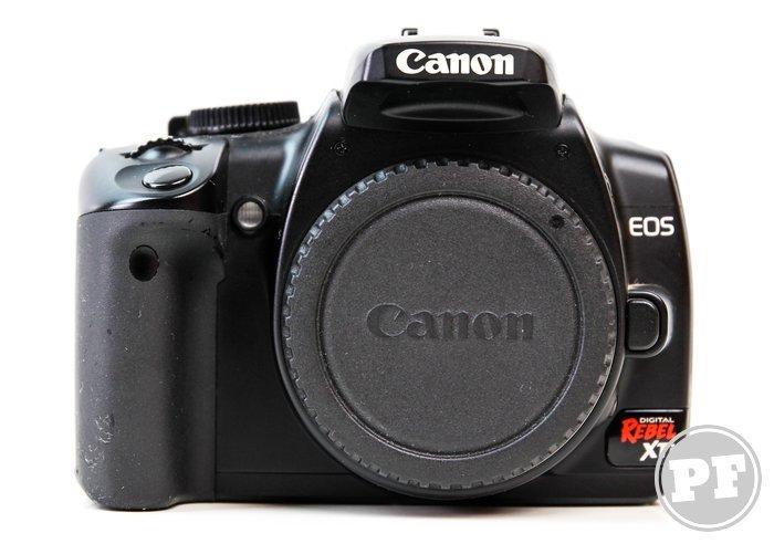 Equipamentos: Canon Rebel XTi por PratoFundo.com