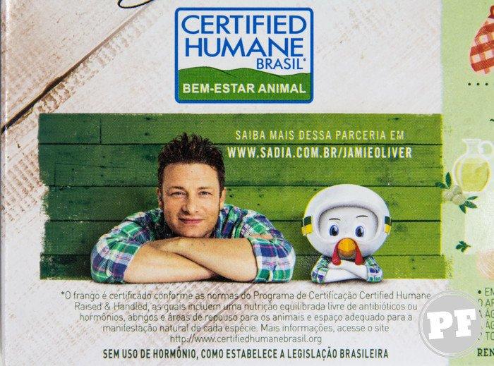 Jamie Oliver: Frango Congelado da Sadia por PratoFundo.com