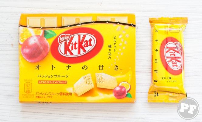 KitKat de Maracujá