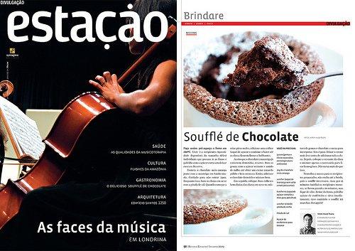 Na Mídia: Revista Estação - Inverno 2009