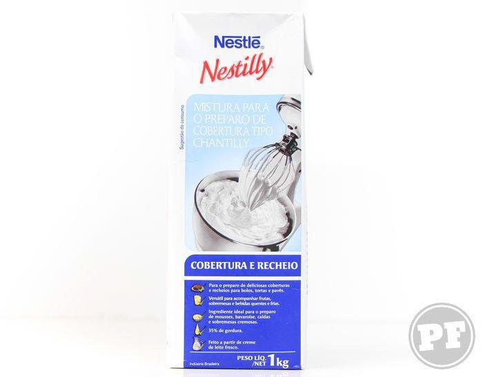 Embalagem do Nestilly Nestlé de 1L