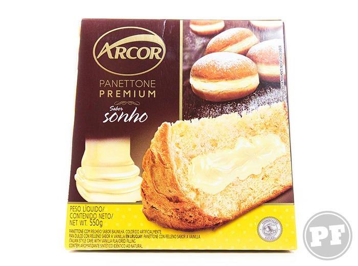 Panettone Premium Sonho Da Arcor