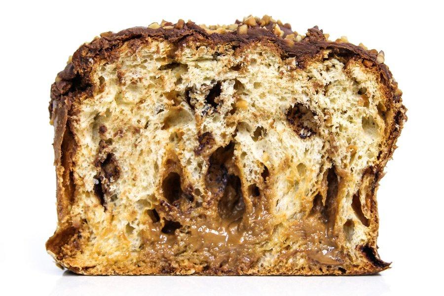 Resenha: Panetone Chocottone Snickers Bauducco