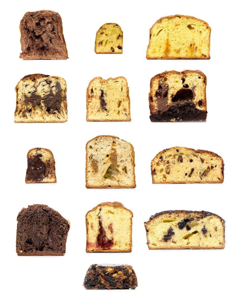 Panetone 2019: vários sabores de panetones