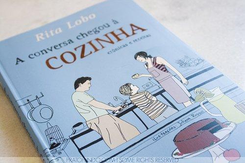 Review: A Conversa Chegou À Cozinha por Rita Lobo