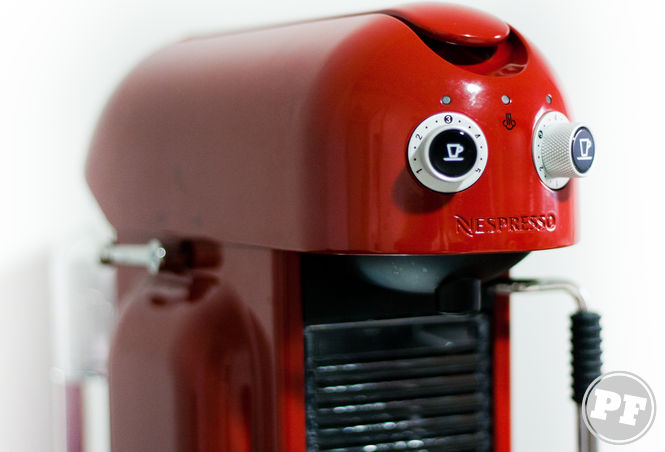 Review: Nespresso Maestria