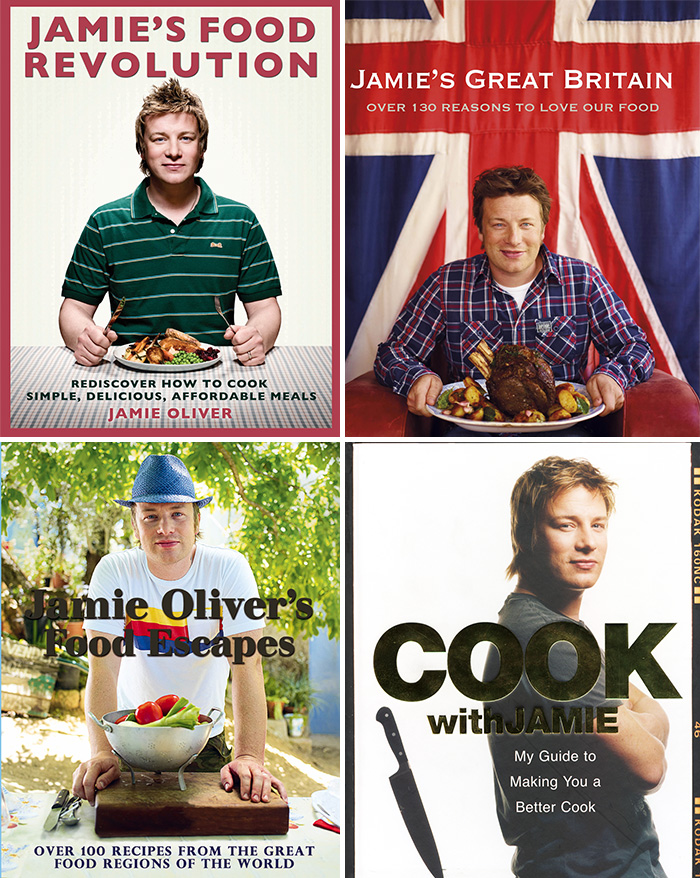 Xepa: Jamie Oliver via PratoFundo.com