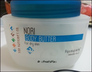 Body butter or Body lotion