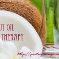 Coconut Oil Moisture Therapy
