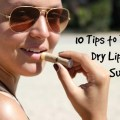 Banish Dry Lips