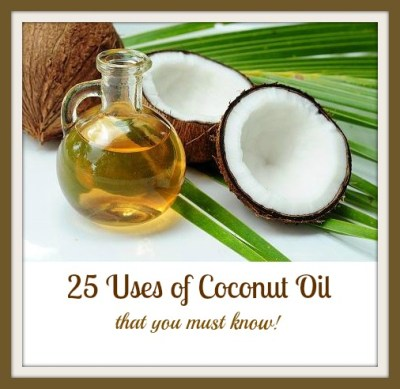 25 Uses of Coconut Oil that You Must Know