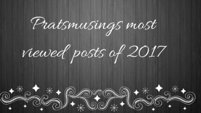 Pratsmusings most viewed posts