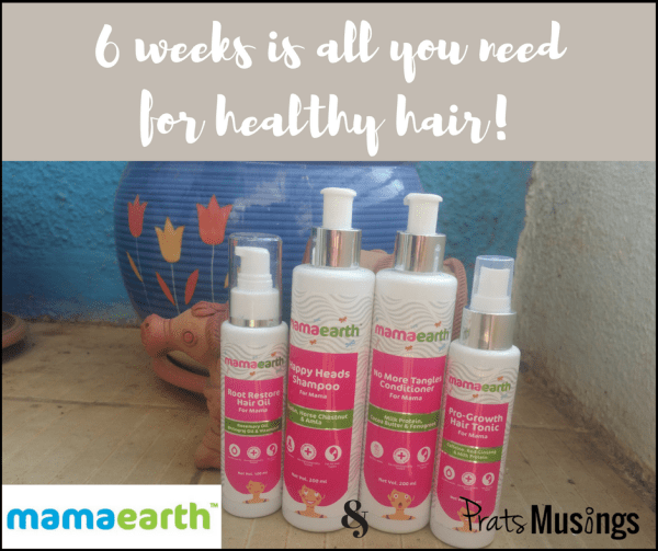 Mama Earth Anti Hairfall Kit