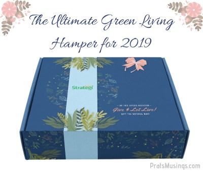 Ultimate Green Living Hamper