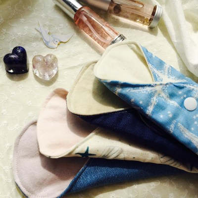 How to make homemade sanitary pads