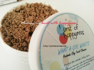 Burst of Happyness Product Review