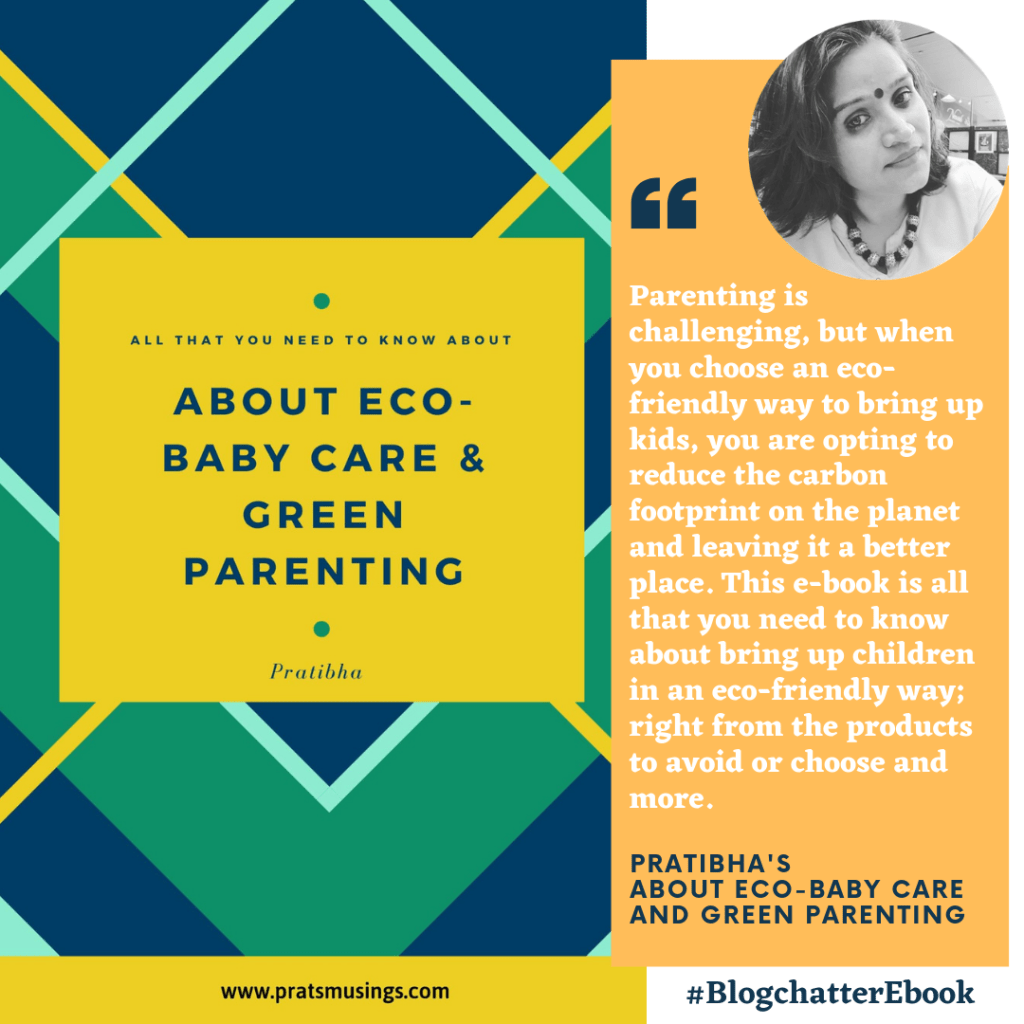 Eco-baby care & green parenting