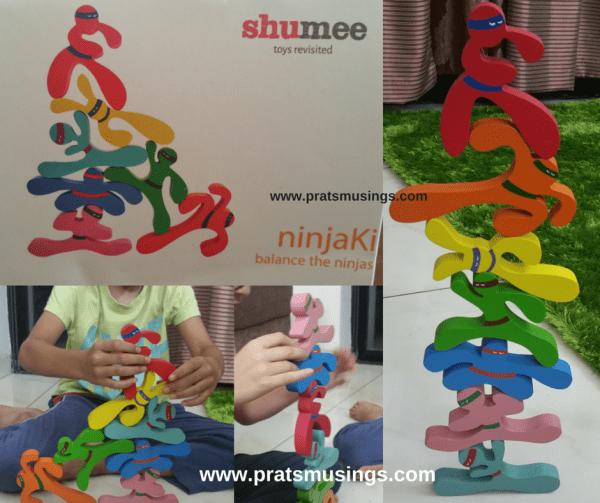 Ninjaki by Shumee Toys