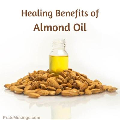 Healing Benefits of Almond Oil