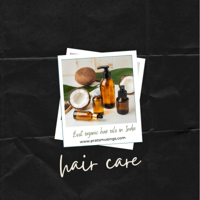 best hair oils for hair growth in India