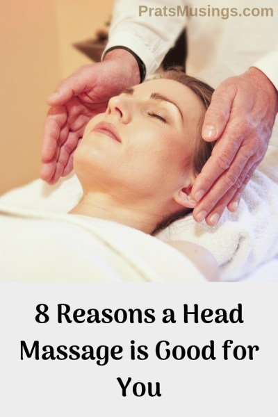Reasons a Head Massage is Good for You