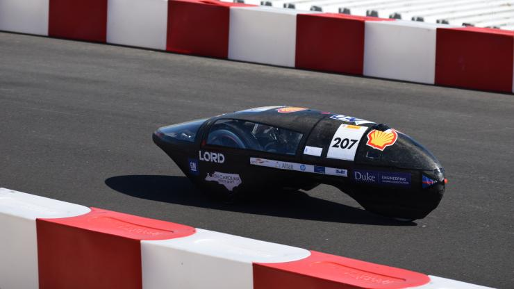 Duke Engineers Score a Triple Win at Shell Eco-marathon Americas 2018 |  Duke Mechanical Engineering and Materials Science