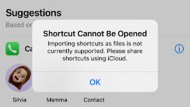 ios 14 shortcut