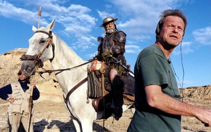 'Lost in La Mancha'. Pronto podremos ver al mítico Quijote bajo la dirección de Gilliam.