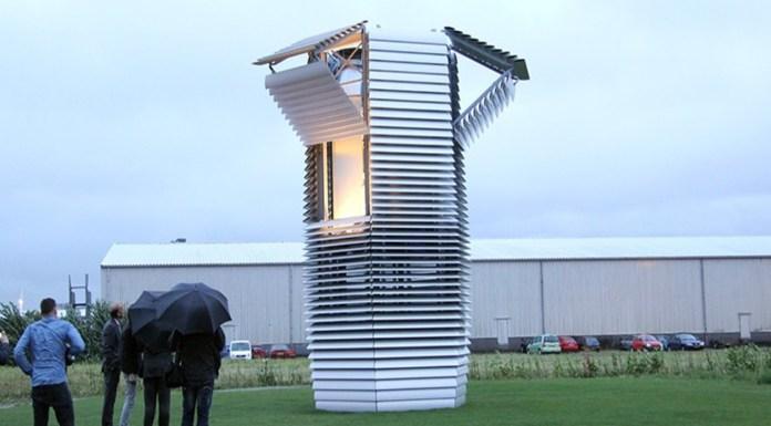 torre purificadora india