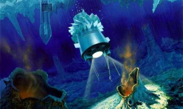 vostok submarin