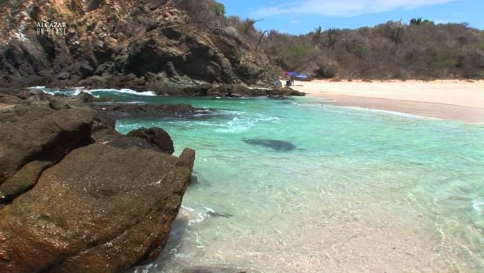 Bahía de Chamela, playa jalisco, playa de oro, playa jalisco, las mejores playas de jalisco, mejores playas mexico