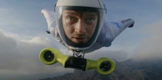 BMW, traje volador, trajes voladores, traje eléctrico, Jetman, Flyboard Air, inventos, inventos 2020, empresa automotriz, motor eléctrico, propulsores