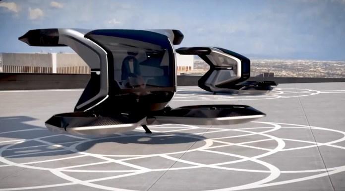 cadillac, general motors, taxi volador, automovil volador inovado por general motors,