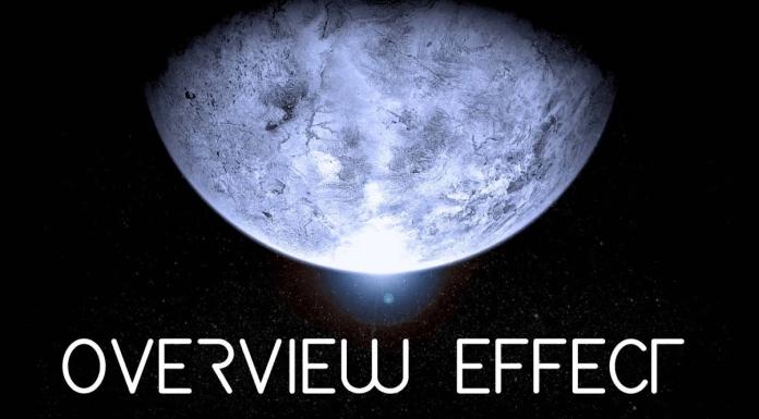 The Overview Effect Destacada