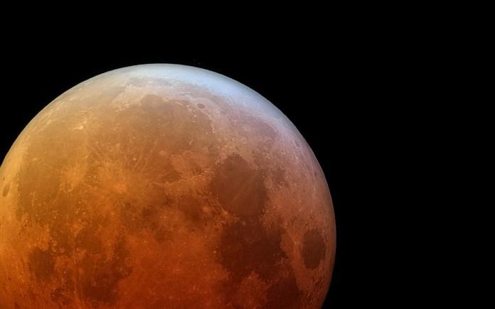 Eclipse total de Luna de Sangre 3