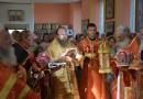 Епископ Павел совершил празднование святому вмч. Пантелеимону