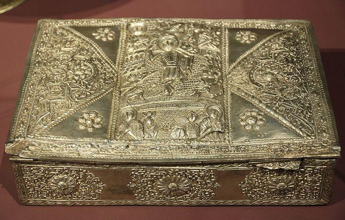 Ковчег-мощевик. 1806
