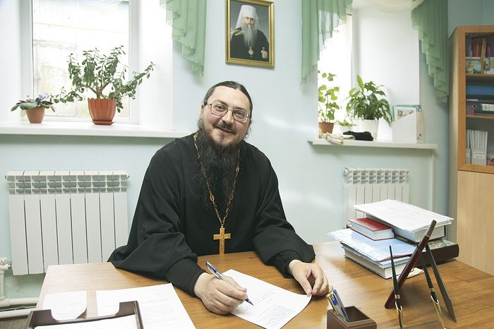 Протоиерей Виталий